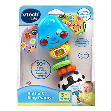 vtech puppy vtech baby rattle and sing puppy in the uae see prices reviews and buy in dubai abu
