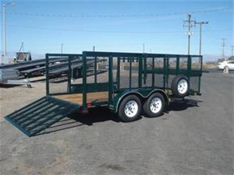 big tex 70lr 16 landscaping trailers trailers used