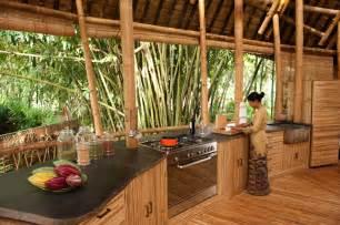 bamboo houses shape ibuku s green community in