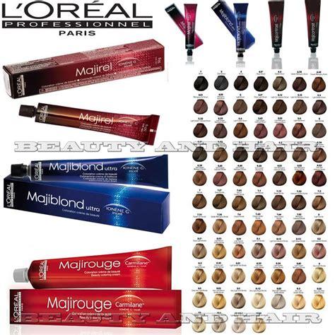 25 x l oreal majirel 50ml hair colour any colour new ebay 25 best ideas about majirel on coupes de cheveux carr 233 et d 233 sordonn 233 auburn