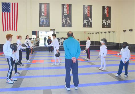 Got Summer Plans For The Kids How About A 5 Day Fencing