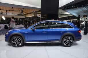 Audi A4 Suv 2017 Audi A4 Allroad The Rugged Wagon Alternative For