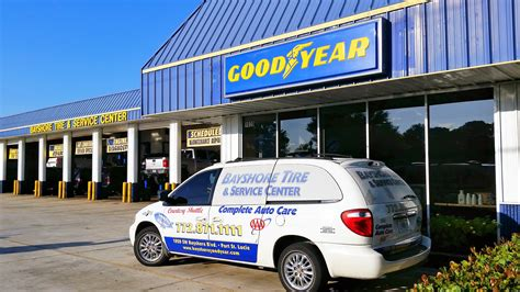 Car Detailing Port St Fl by Tires Auto Repair Port Fl Bayshore Tire