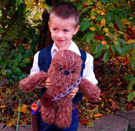 Jo In Pets Needle Brush Intl chewbacca what a wookie crochet pattern inner child crochet