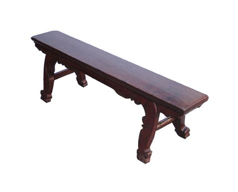 Low Narrow Bench by Low Narrow Claw Leg Bench Table S2385v Ebay