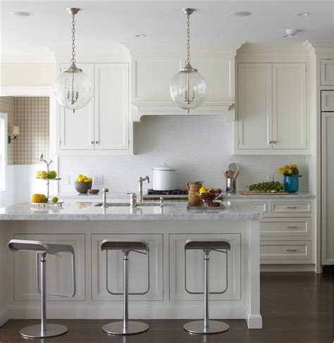 Lighting Kitchen Island by Transitional Kitchen Photo 800x823