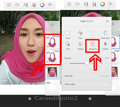tutorial edit foto grafer tutorial lengkap edit foto kartun smudge painting android