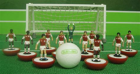 Arsena Set subbuteo vr and five other boardgames that deserve a reality makeover gizmodo uk