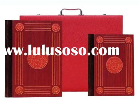 Wedding Album With Wooden Cover by 2011 China Professional Wedding Photo Album Classic Style