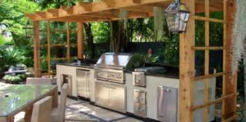 outdoor kitchen ideas diy 10 outdoor kitchen plans turn your backyard into