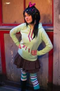 Vanellope Von Schweetz Costume Homemade Disney Costumes Quotes