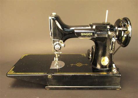 singer featherweight sewing machine vintage 1948 singer featherweight 221 1 sewing machine
