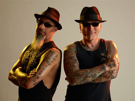 tattoo ink bad dirk and ruckus from bad ink the richie t experience