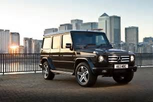 mercedes g class returns to the uk market available