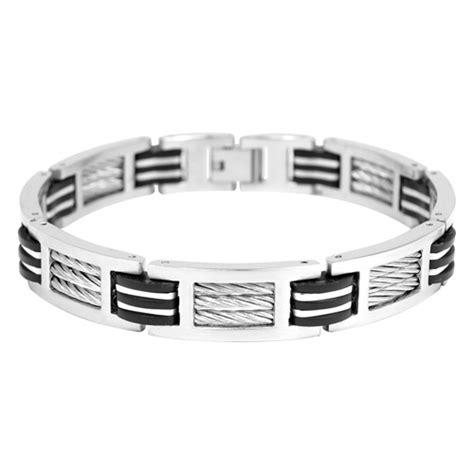 bijoux homme pas cher bracelet pour homme pas cher en simili cuir tresse marron
