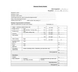 payroll payslip template well designed payslip templates for your inspirations