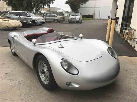porsche spyder 1957 1957 porsche spyder for sale classiccars com cc 901299