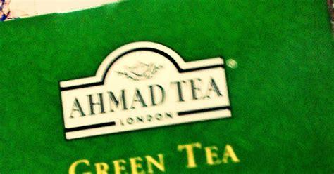 Teh Hijau Ahmad review ahmad green tea memori random