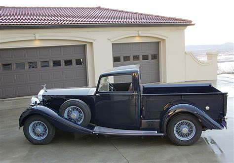 roll royce phantom custom 1939 rolls royce phantom 3 custom truck