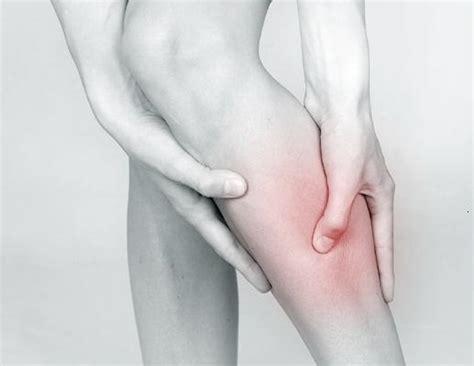 hurt leg what causes in leg