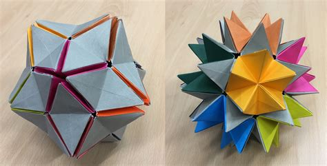 Origami Modular Flower - origami choice image craft decoration ideas