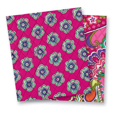 vera bradley pattern ink blue pink swirls flowers