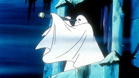 invented  bedsheet ghost