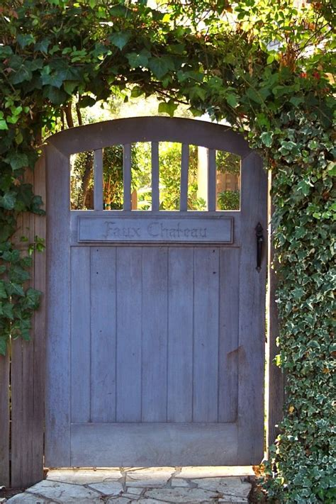 backyard gates 21 best images about fences and gates on pinterest