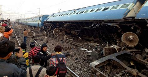 vasco incidente vasco da gama patna express derailment indian railways