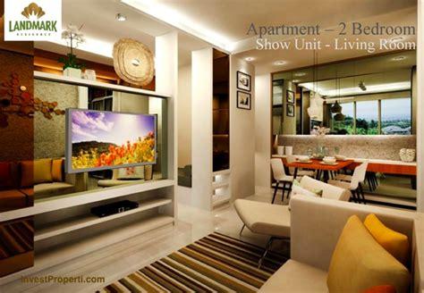 interior design studio bandung landmark residence bandung apartment