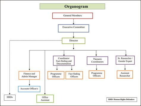 organogram templates organogram alriaz agencies pvt ltd