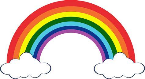 rainbow clipart images    rainbow
