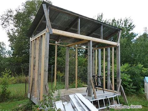 10 wood shed plans to keep firewood the self