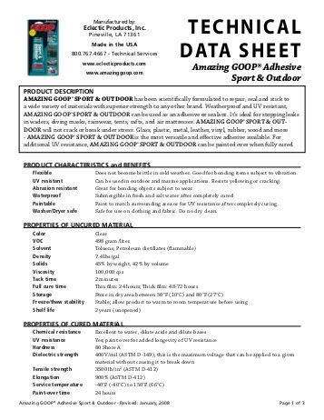 Technical Data Sheet Template by Technical Data Threebond 1101 Liquid Gasket