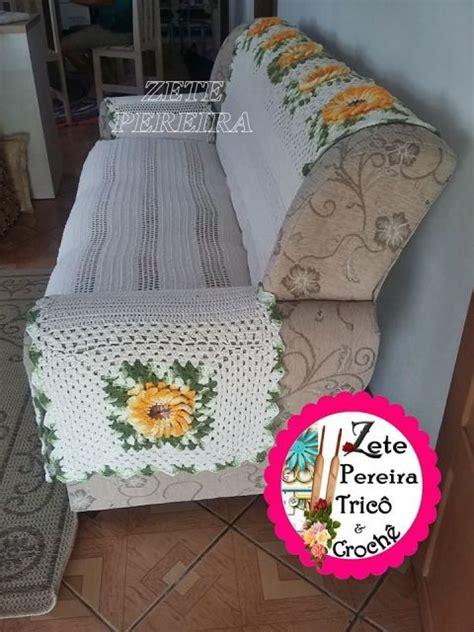 capa de sofa de canto aliexpress capa de sof 225 de croch 234 39 modelos incr 237 veis gr 225 fico