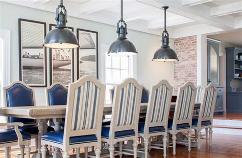 nautical dining room lights 20 nautical home decoration in the dining room home
