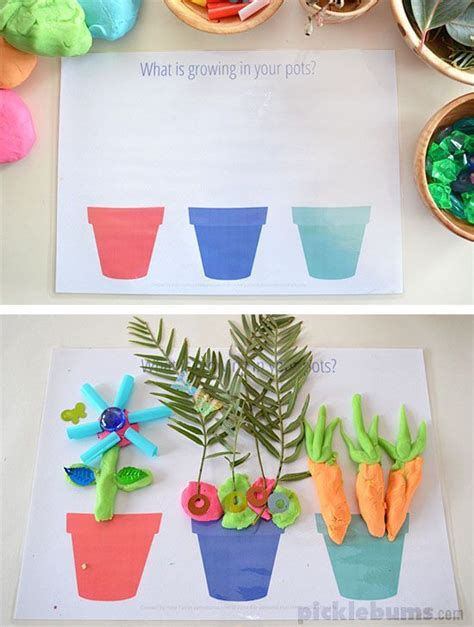 gardening crafts for preschoolers 10 best images about gardening ideas on
