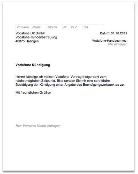 Mit Freundlichen Grüßen Max Mustermann Handyvertrag K 252 Ndigen So Geht S Richtig