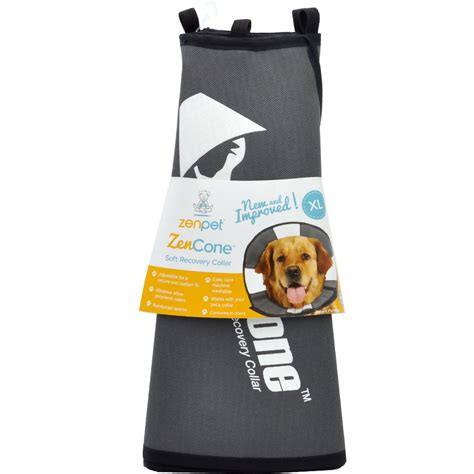 soft collars zenpet zencone soft recovery collar xlarge