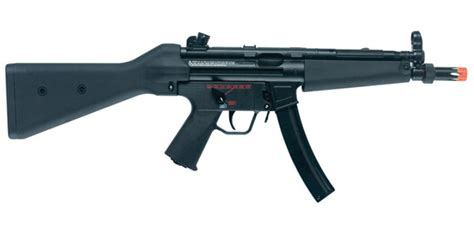 Airsoft Gun Mp5 Umarex Hk Mp5 A4 Aeg Airsoft Gun Black New G G Ebay