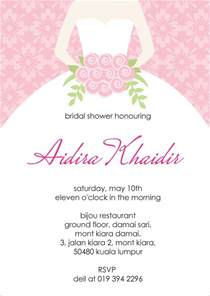 invitation for bridal shower templates bridal shower invitation templates bridal shower
