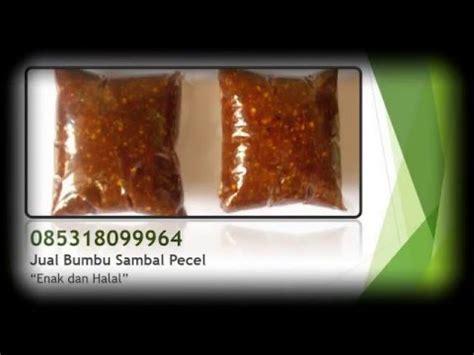 Sambal Pecel Jeruk Purut 085318099964 cara membuat resep bumbu pecel madiun resep sambal pecel jeruk purut