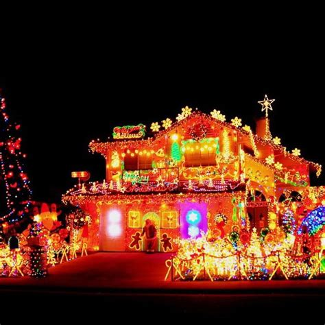 50 spectacular home lights displays outdoor lights and lights