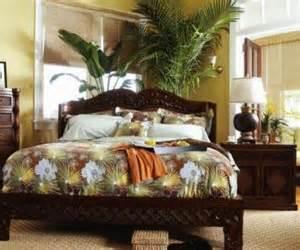 Palm Tree Bedroom Furniture Hawaiian Bedroom Design Ideas