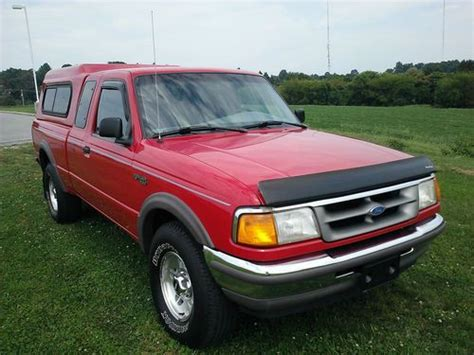Ford Ranger 97 Buy Used 97 Ford Ranger Xlt 4x4 Extended Cab 95 000