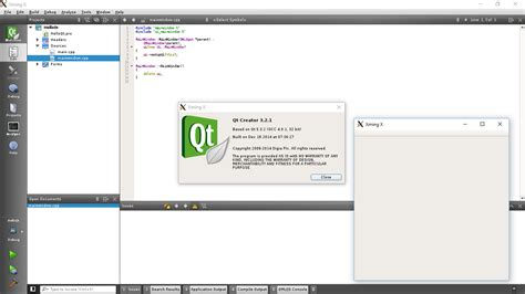 tutorial qt raspberry hello raspberry pi install qt5 qt creator for raspberry