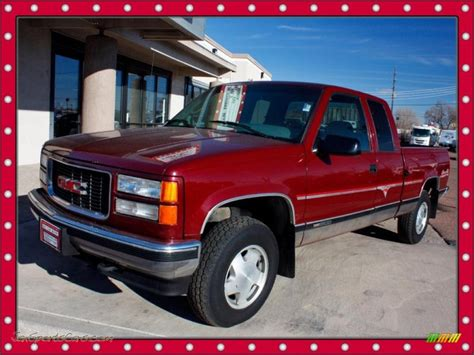 j hunt and company ls 1996 gmc 1500 sle extended cab 4x4 in hunt