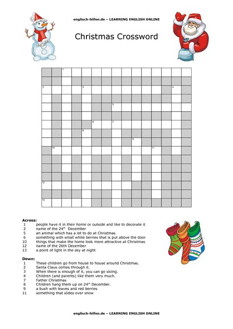 free printable christmas word games puzzles 6 best images of printable christmas puzzles santa claus