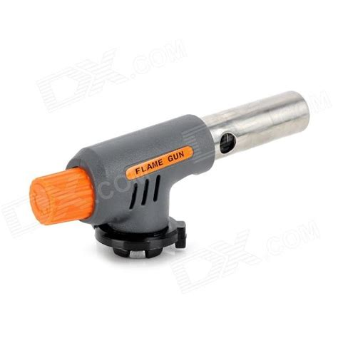 Gas Torch Orange By Ono Shop multi function adjustable auto ignition gas butane brazing