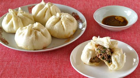 how to make a chinese bun out of yarn super easy nikuman steamed pork buns using a frying pan